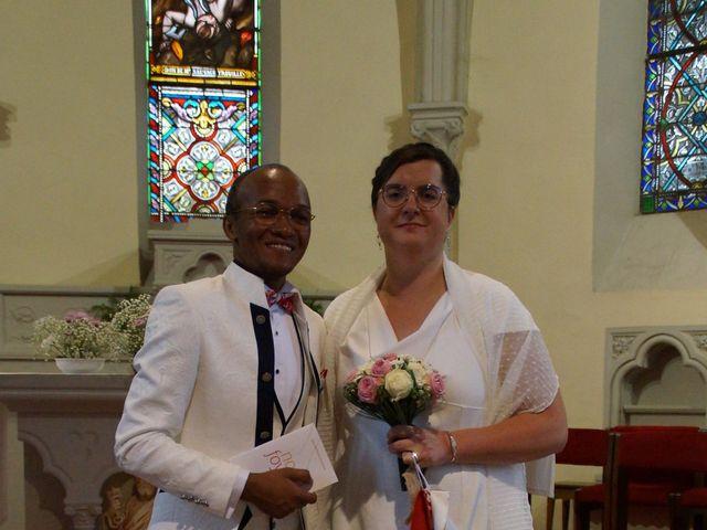 Le mariage de Géraldine et Elie à Ambleteuse, Pas-de-Calais 2