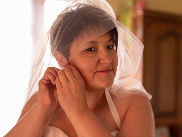 Le mariage de Jean-Paul et Patricia à Barenton, Manche 3