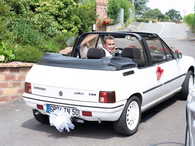 Le mariage de Jean-Paul et Patricia à Barenton, Manche 9