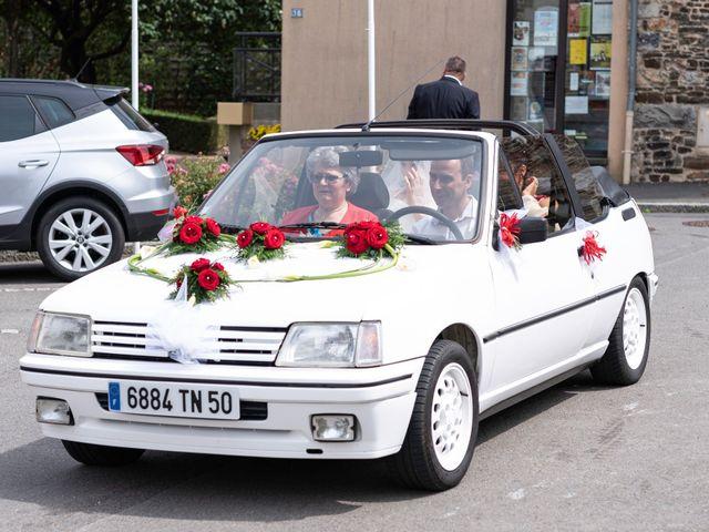 Le mariage de Jean-Paul et Patricia à Barenton, Manche 13