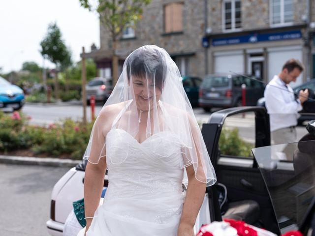 Le mariage de Jean-Paul et Patricia à Barenton, Manche 16