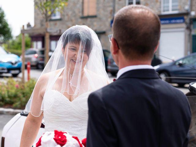 Le mariage de Jean-Paul et Patricia à Barenton, Manche 17