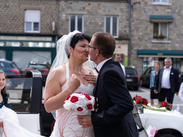 Le mariage de Jean-Paul et Patricia à Barenton, Manche 18