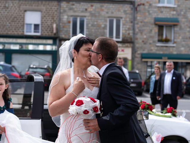 Le mariage de Jean-Paul et Patricia à Barenton, Manche 19