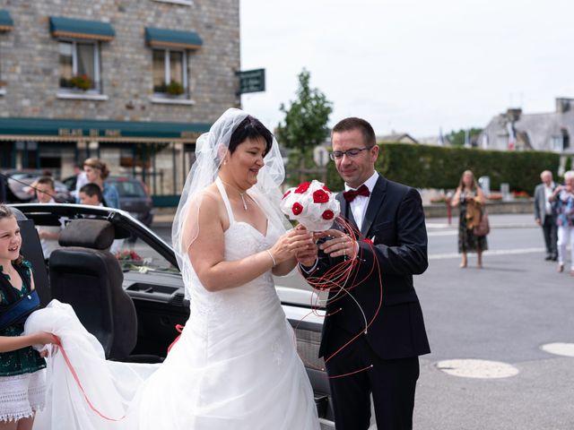 Le mariage de Jean-Paul et Patricia à Barenton, Manche 20
