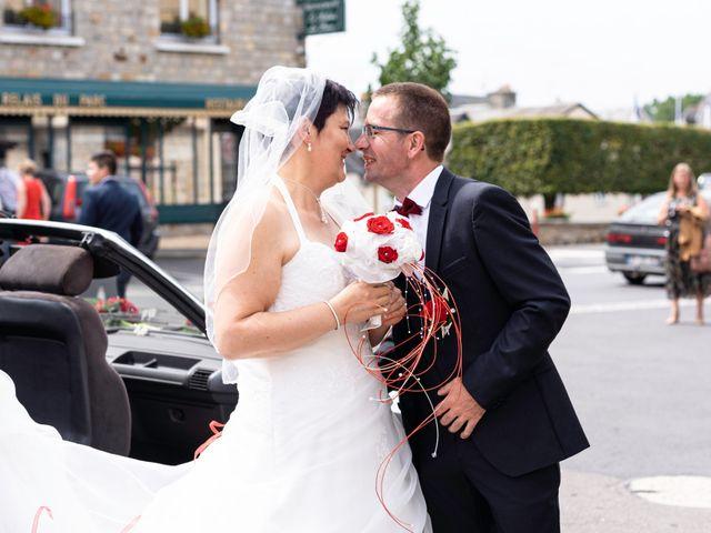 Le mariage de Jean-Paul et Patricia à Barenton, Manche 21