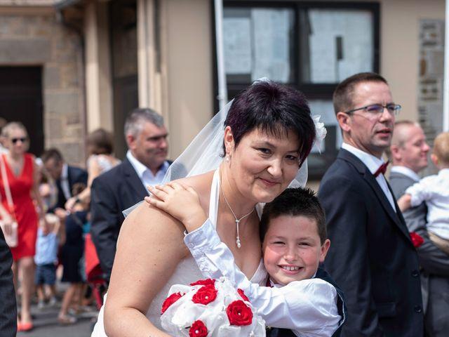 Le mariage de Jean-Paul et Patricia à Barenton, Manche 22