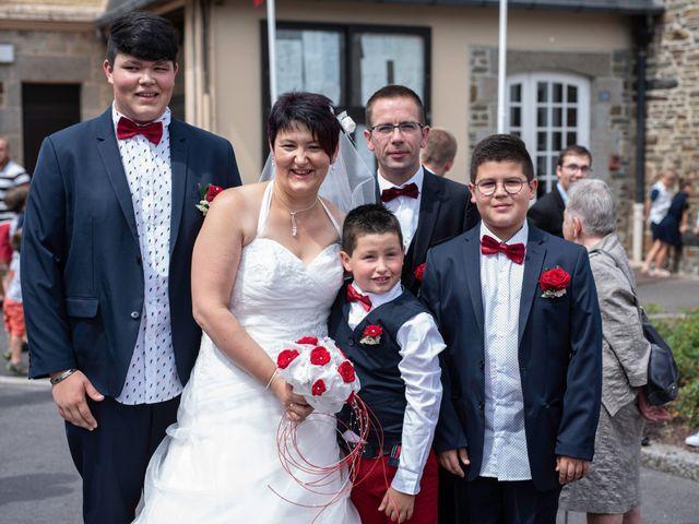 Le mariage de Jean-Paul et Patricia à Barenton, Manche 23
