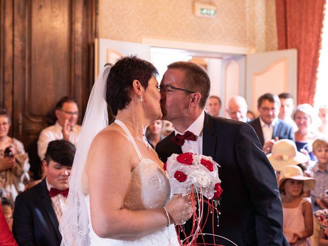 Le mariage de Jean-Paul et Patricia à Barenton, Manche 33
