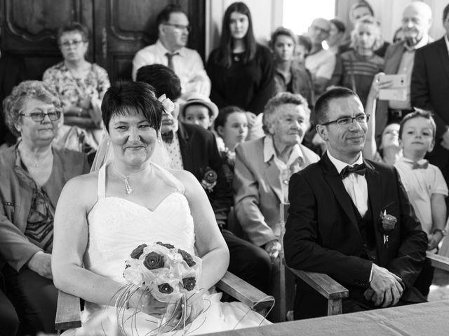 Le mariage de Jean-Paul et Patricia à Barenton, Manche 34