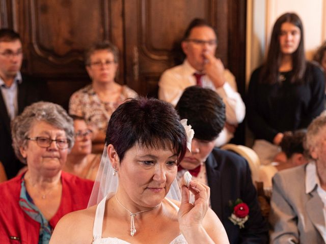 Le mariage de Jean-Paul et Patricia à Barenton, Manche 37