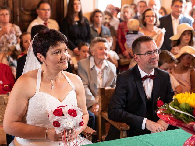 Le mariage de Jean-Paul et Patricia à Barenton, Manche 40