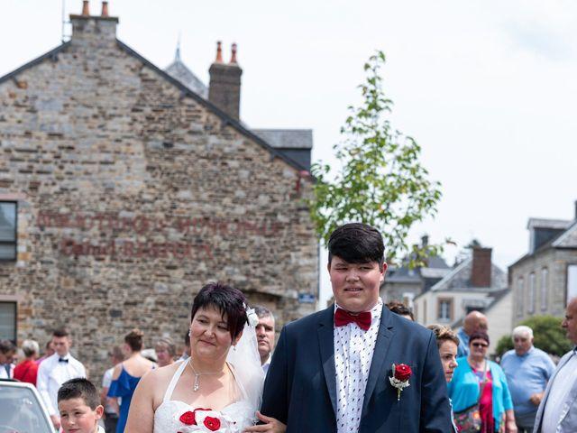 Le mariage de Jean-Paul et Patricia à Barenton, Manche 43