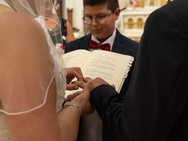 Le mariage de Jean-Paul et Patricia à Barenton, Manche 53