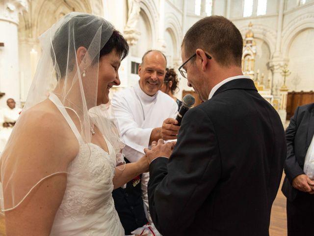 Le mariage de Jean-Paul et Patricia à Barenton, Manche 54