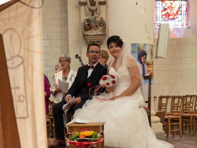Le mariage de Jean-Paul et Patricia à Barenton, Manche 55