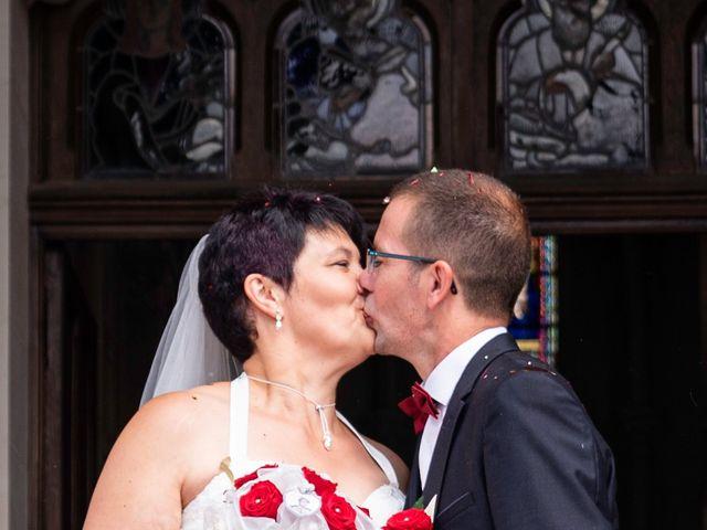 Le mariage de Jean-Paul et Patricia à Barenton, Manche 59