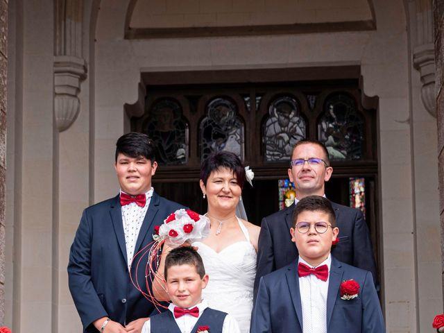 Le mariage de Jean-Paul et Patricia à Barenton, Manche 60