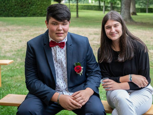 Le mariage de Jean-Paul et Patricia à Barenton, Manche 66