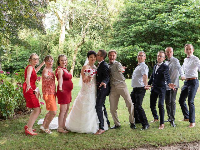 Le mariage de Jean-Paul et Patricia à Barenton, Manche 71