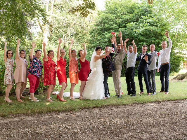 Le mariage de Jean-Paul et Patricia à Barenton, Manche 72
