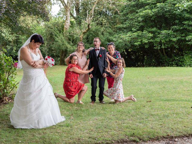 Le mariage de Jean-Paul et Patricia à Barenton, Manche 75