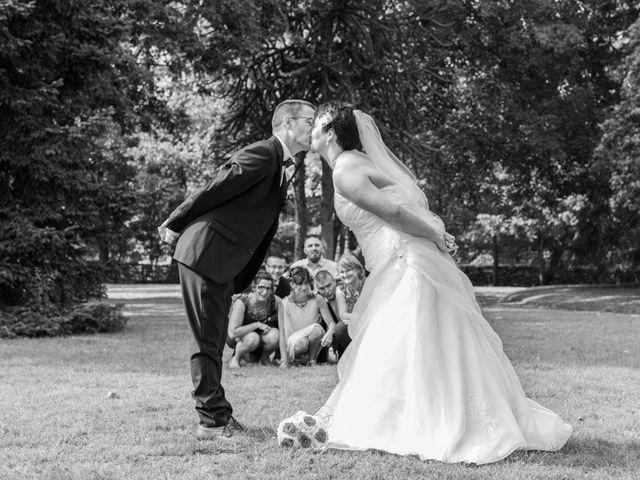 Le mariage de Jean-Paul et Patricia à Barenton, Manche 76