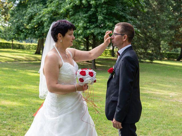 Le mariage de Jean-Paul et Patricia à Barenton, Manche 78