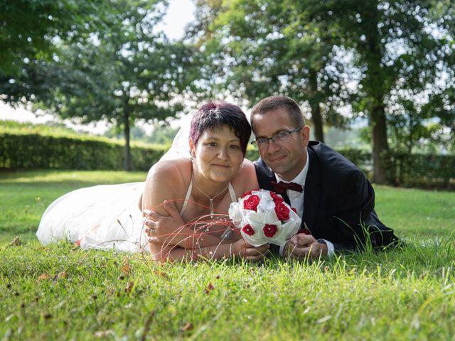 Le mariage de Jean-Paul et Patricia à Barenton, Manche 83