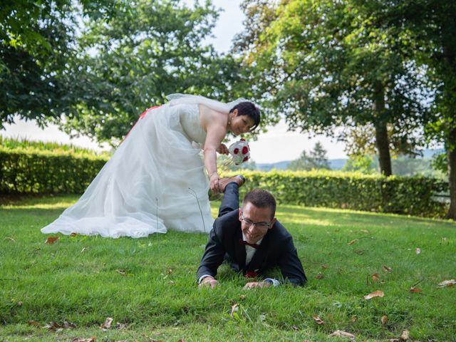 Le mariage de Jean-Paul et Patricia à Barenton, Manche 84