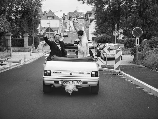 Le mariage de Jean-Paul et Patricia à Barenton, Manche 85