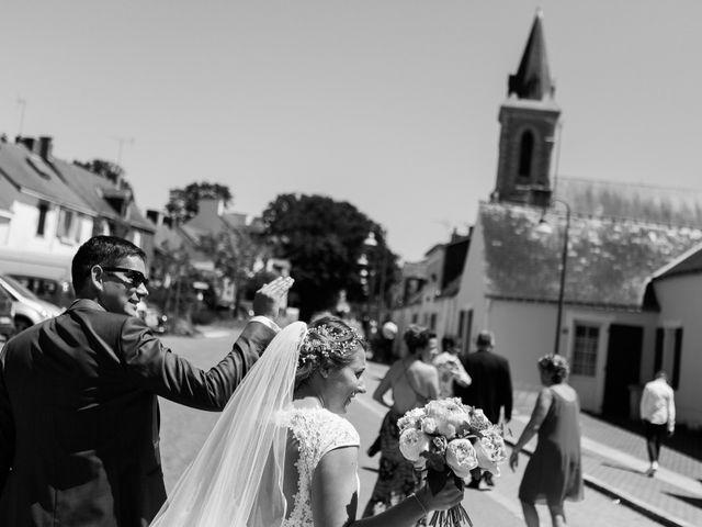 Le mariage de Paul et Marine à Sainte-Reine-de-Bretagne, Loire Atlantique 4