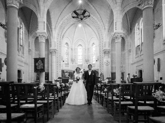 Le mariage de Paul et Marine à Sainte-Reine-de-Bretagne, Loire Atlantique 8