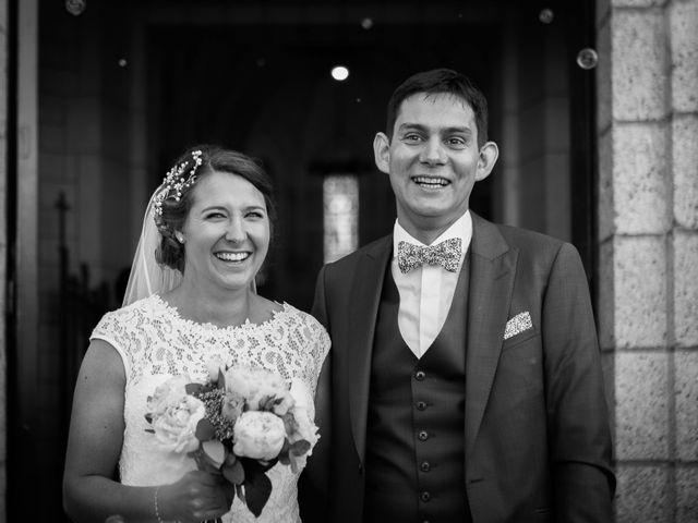Le mariage de Paul et Marine à Sainte-Reine-de-Bretagne, Loire Atlantique 9