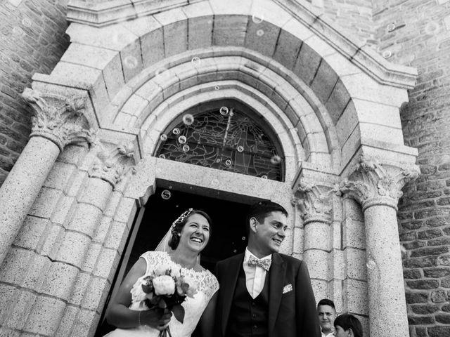 Le mariage de Paul et Marine à Sainte-Reine-de-Bretagne, Loire Atlantique 1
