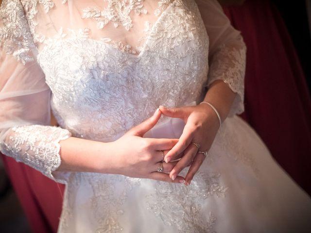 Le mariage de Fabien et Solène à Bourg-des-Comptes, Ille et Vilaine 10