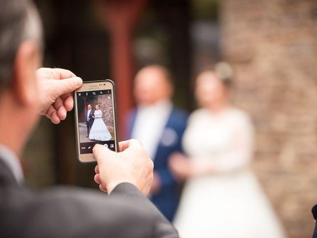 Le mariage de Fabien et Solène à Bourg-des-Comptes, Ille et Vilaine 14