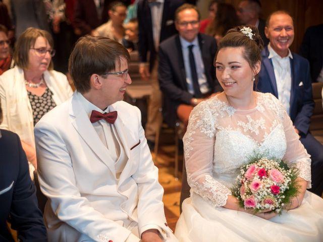 Le mariage de Fabien et Solène à Bourg-des-Comptes, Ille et Vilaine 15