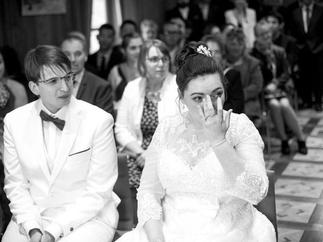 Le mariage de Fabien et Solène à Bourg-des-Comptes, Ille et Vilaine 16