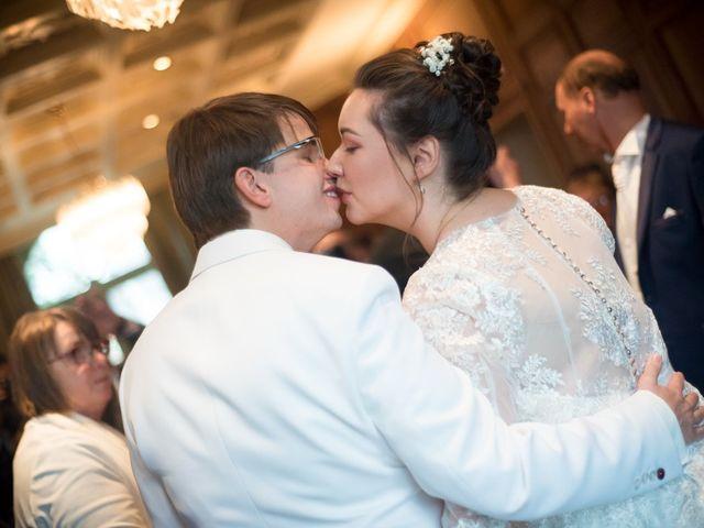Le mariage de Fabien et Solène à Bourg-des-Comptes, Ille et Vilaine 17
