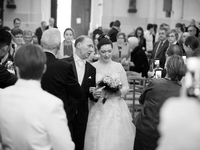 Le mariage de Fabien et Solène à Bourg-des-Comptes, Ille et Vilaine 18