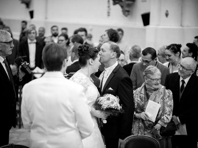 Le mariage de Fabien et Solène à Bourg-des-Comptes, Ille et Vilaine 19