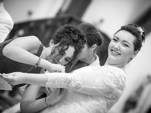 Le mariage de Fabien et Solène à Bourg-des-Comptes, Ille et Vilaine 20
