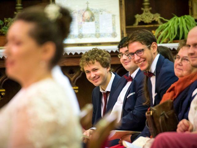 Le mariage de Fabien et Solène à Bourg-des-Comptes, Ille et Vilaine 21