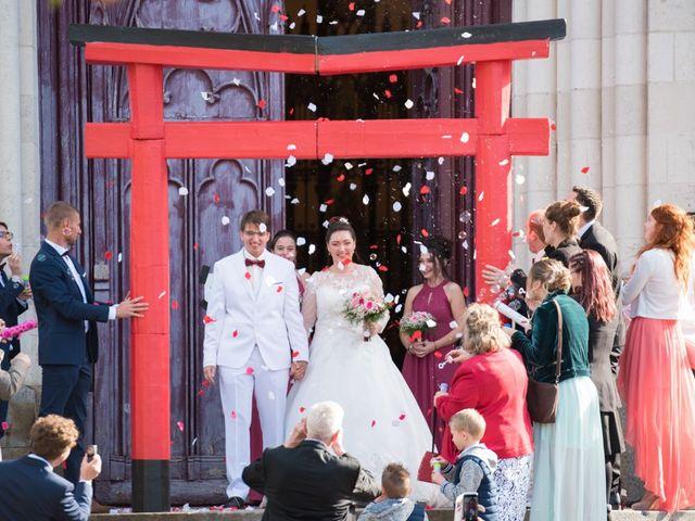 Le mariage de Fabien et Solène à Bourg-des-Comptes, Ille et Vilaine 25