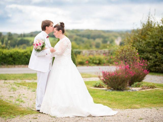 Le mariage de Fabien et Solène à Bourg-des-Comptes, Ille et Vilaine 27