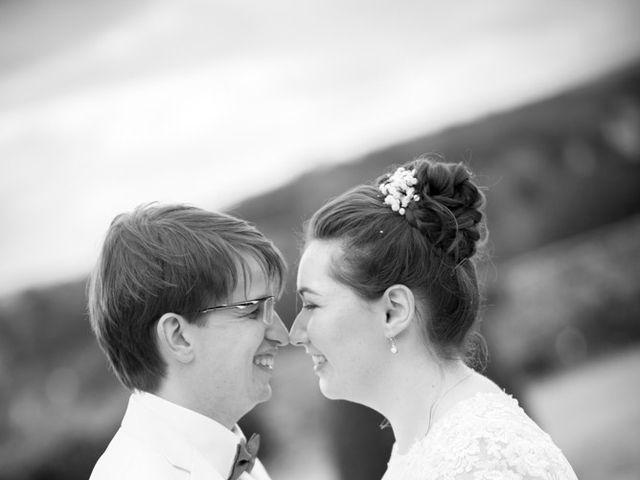 Le mariage de Fabien et Solène à Bourg-des-Comptes, Ille et Vilaine 28