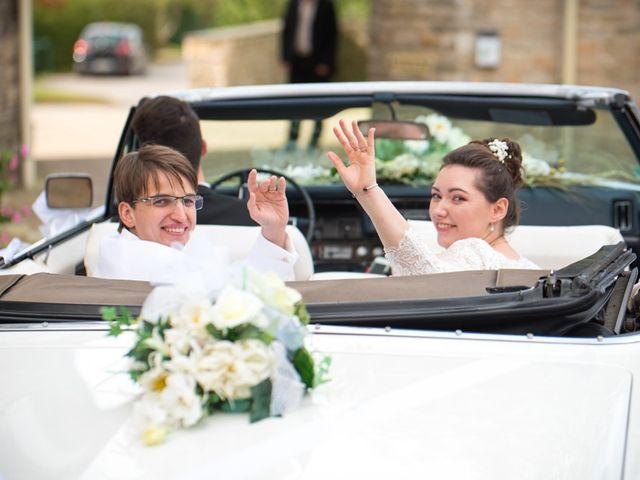 Le mariage de Fabien et Solène à Bourg-des-Comptes, Ille et Vilaine 29