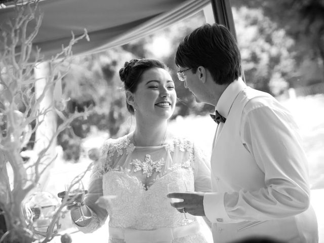 Le mariage de Fabien et Solène à Bourg-des-Comptes, Ille et Vilaine 37