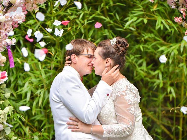 Le mariage de Fabien et Solène à Bourg-des-Comptes, Ille et Vilaine 52